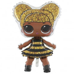 Balão Queen Bee Lol Surprise 93cm