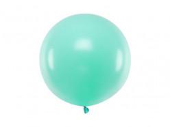 Balão Redondo Verde Menta 60cm