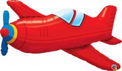Balão Shape Avião