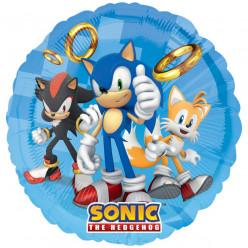 Balão Sonic 43cm
