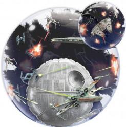 Balão Star Wars Insiders Estrela da Morte