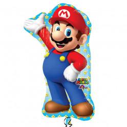Balão Super Mário Supershape