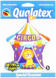 Balão Supershape Circo
