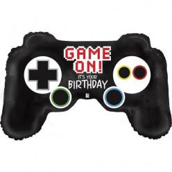 Balão Supershape Comando Consola Game On 91cm