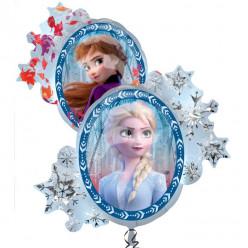 Balão Supershape Frozen 2 76cm