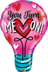 Balão Supershape Lâmpada