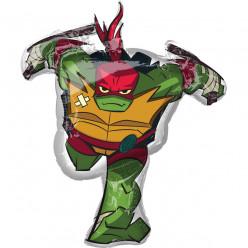 Balão SuperShape Rafael Tartarugas Ninja 86cm