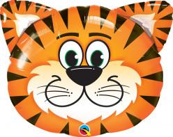 Balão Tigre QL Shape 76cm