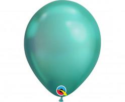 Balão Verde Chrome 11''