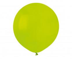 """Balão Verde Claro 19"""" (48cm)"""
