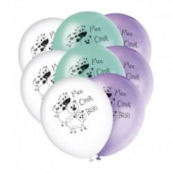 Balões Animais da Quinta - 8 Und