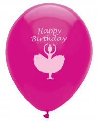Balões Bailarina 6 und