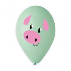 """Balões Premium 13"""" Animais sortidos"""
