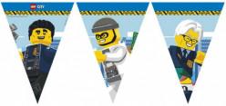 Bandeirola Festa Lego City