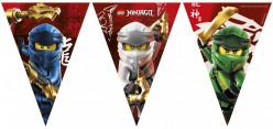 Bandeirola Festa Lego Ninjago