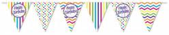 Bandeirola Happy Birthday