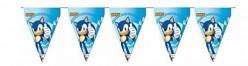 Bandeirolas Festa Sonic