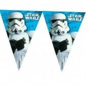 Bandeirolas festa Star Wars