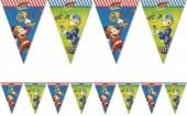 Bandeirolas Mickey Super Pilotos