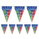 Bandeirolas PJ Masks 3m