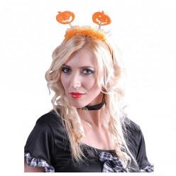 Bandolete Abóboras Halloween