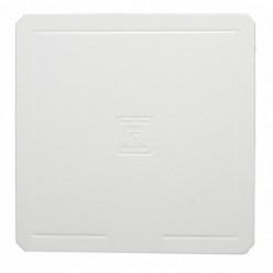 Base Quadrada Branca para Bolos 39x39cm