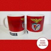Benfica Caneca com Nome