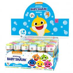 Bolas Sabão Baby Shark 60ml