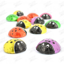 Bombom Chocolate Joaninha Ladybug 5gr