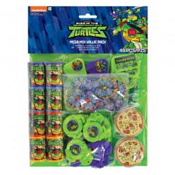 Brindes Tartarugas Ninja TMNT - 48 Peças