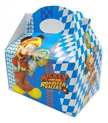 Caixa brinde Disney Mickey Super Pilotos