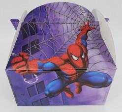 Caixa Brinde Spiderman Sense