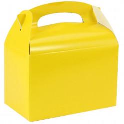 Caixa Brindes Amarelo