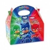 Caixa Brindes PJ Masks