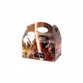 Caixa brindes Star Wars Episode VII
