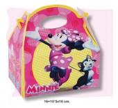 Caixa brindes surpresa Minnie Mouse