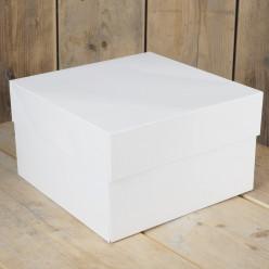 Caixa Cartolina Bolos 35X35X15cm