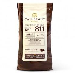 Callebaut Callets Chocolate Negro Nº811 - 1kg