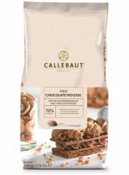 Callebaut Mousse Chocolate Leite 800g