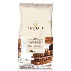 Callebaut Mousse Chocolate Negro 800g