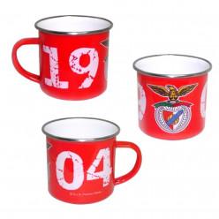 Caneca Metal Benfica