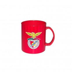Caneca Plástico Benfica