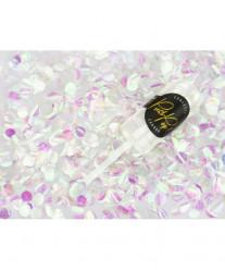 Canhão Confettis Push Pop Iridescente