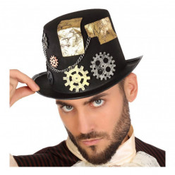 Cartola Steampunk Adulto