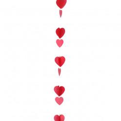 Cauda Balões Corações