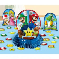 Centro de Mesa Super Mario