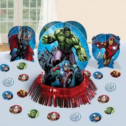 Centros de Mesa Avengers