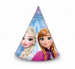 Chapéu Cone de Festa Frozen Lights