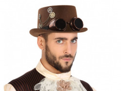 Chapéu Steampunk Adulto