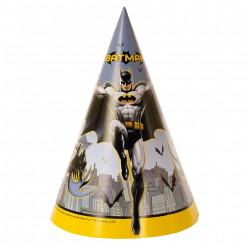 Chapéus Cone Festa Batman 8und